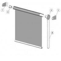 Цепочный механизм для рулонных штор Мини
